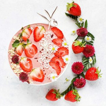 Nutritional Benefits of the Strawberry